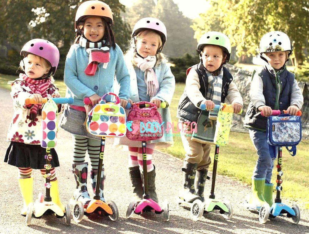 chọn mua xe trượt cho bé giá rẻ chất lượng tốt