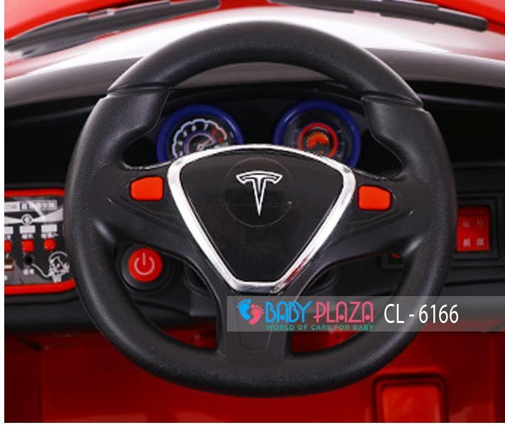 vo lăng xe hơi điện cl-6166