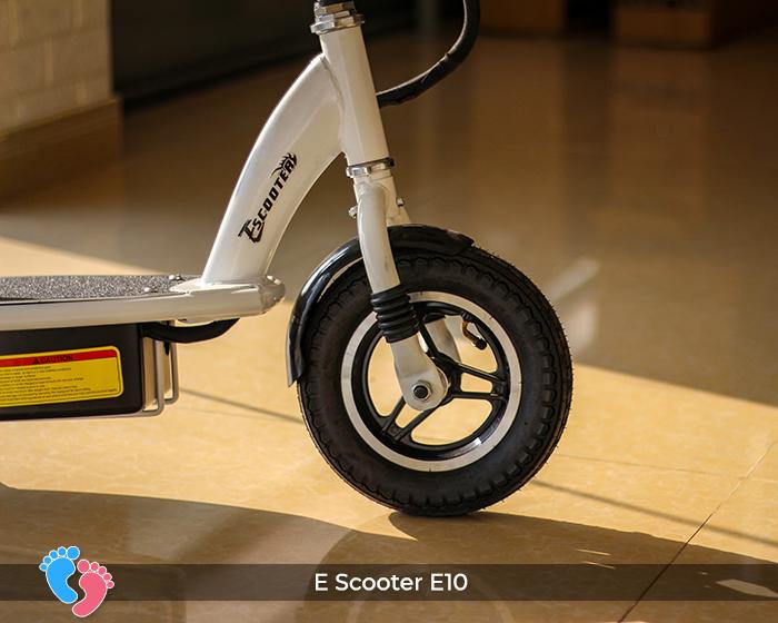 Xe điện mini e10 bánh 10 inch