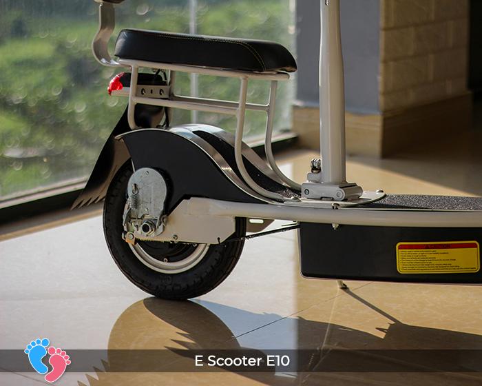 Xe Scooter điện bánh 10 inch