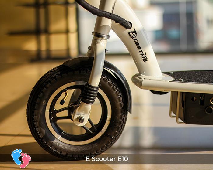 xe điện e-scooter bánh 10 inch