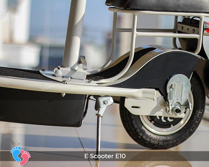 bánh xe điện mini scooter 10 inch