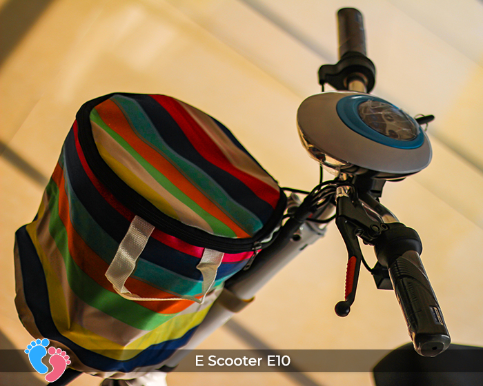 xe điện scoootrer-e10