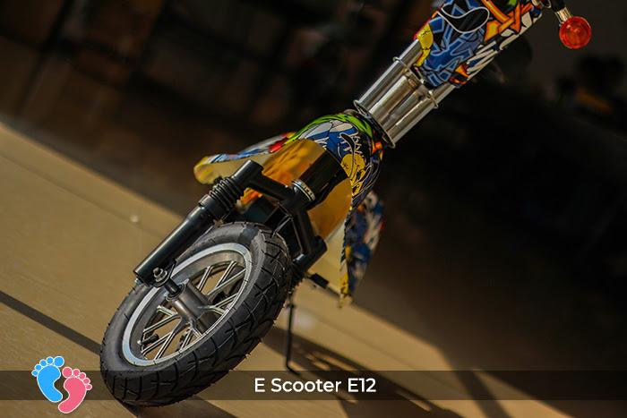 e-scooter e12
