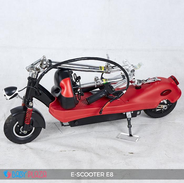 xe e-scooter e8