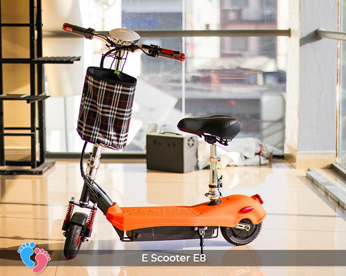 xe trượt e-scooter e8