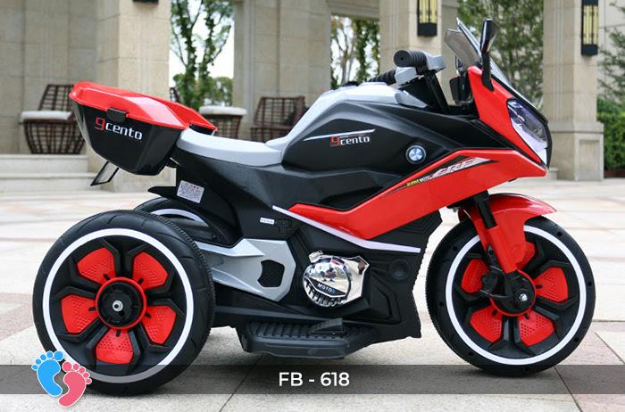 xe máy 3 bánh chạy bằng điện cho bé