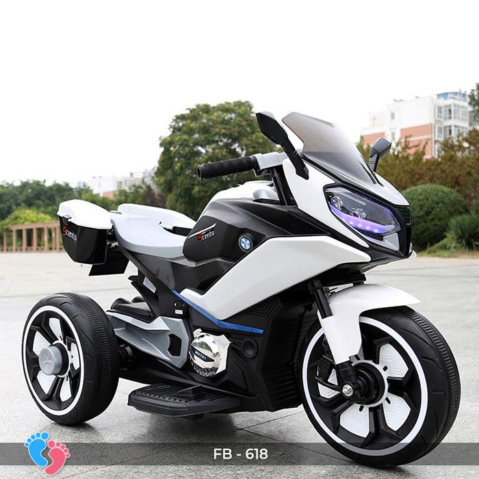 Xe máy điện thể thao cho trẻ FB-618