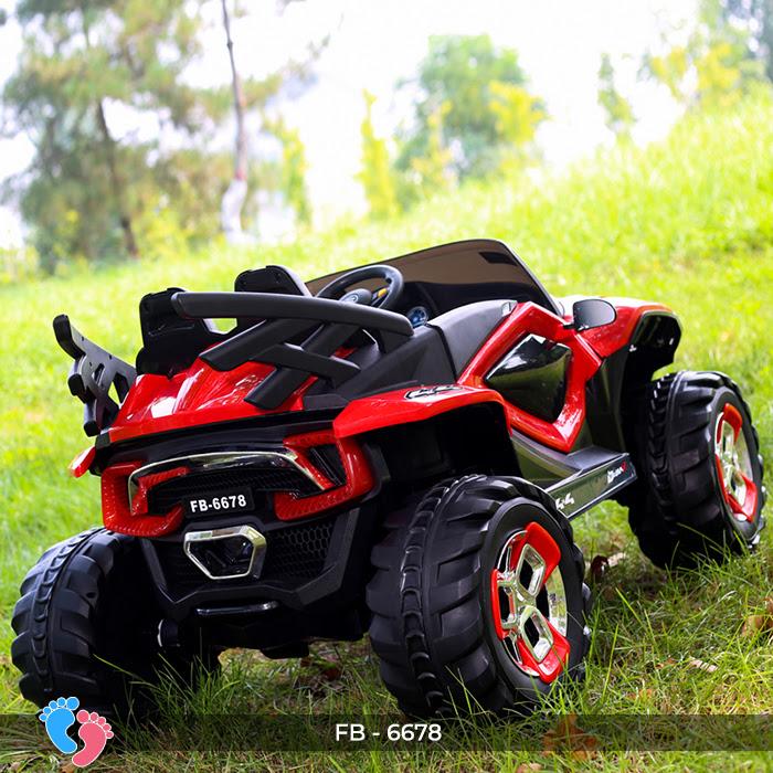Ô tô điện trẻ em 4 động cơ