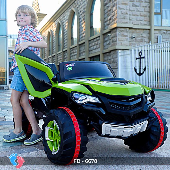 Ô tô jeep điện trẻ em FB-6678