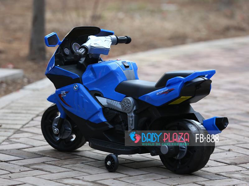 xe máy điện cho bé fb-888