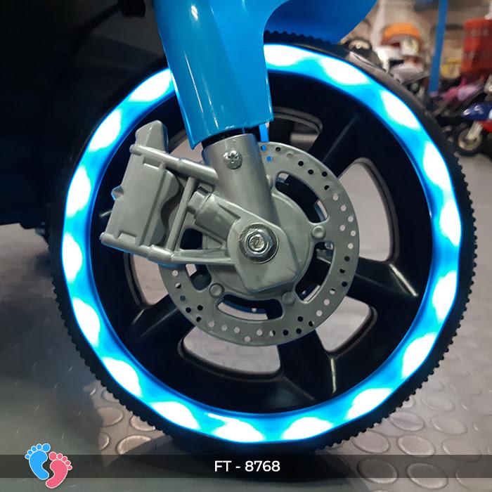 xe máy điện cho bé ft-8768