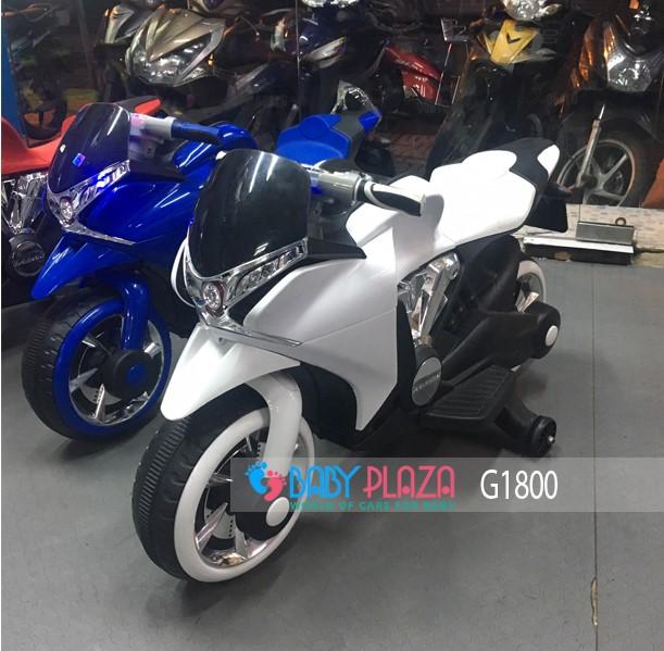 Xe mô tô điện thể thao g1800