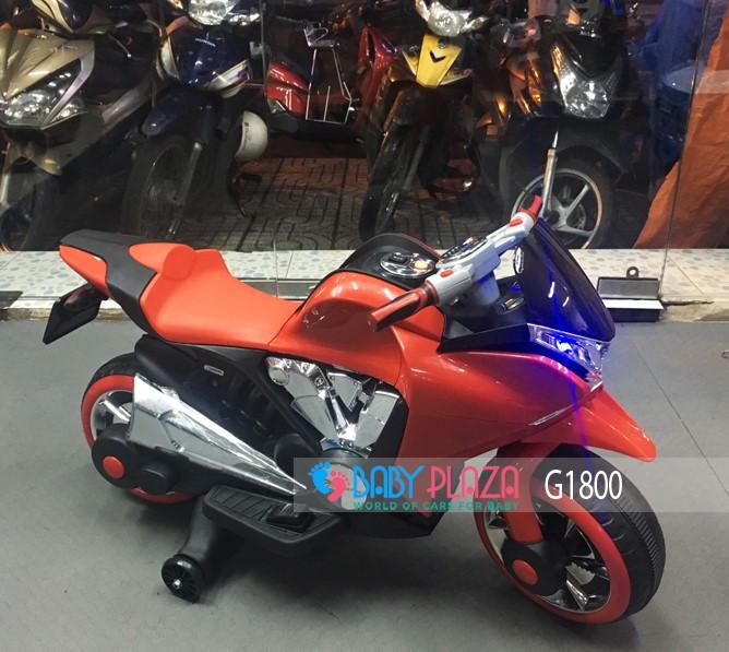 xe máy điện thể thao cho bé 2 bánh g1800