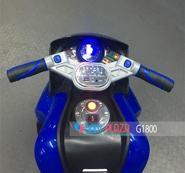 mô tô g800 điện cho bé