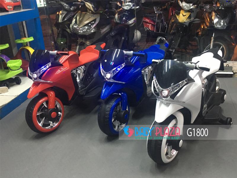 Xe máy điện thể thao cho bé g1800