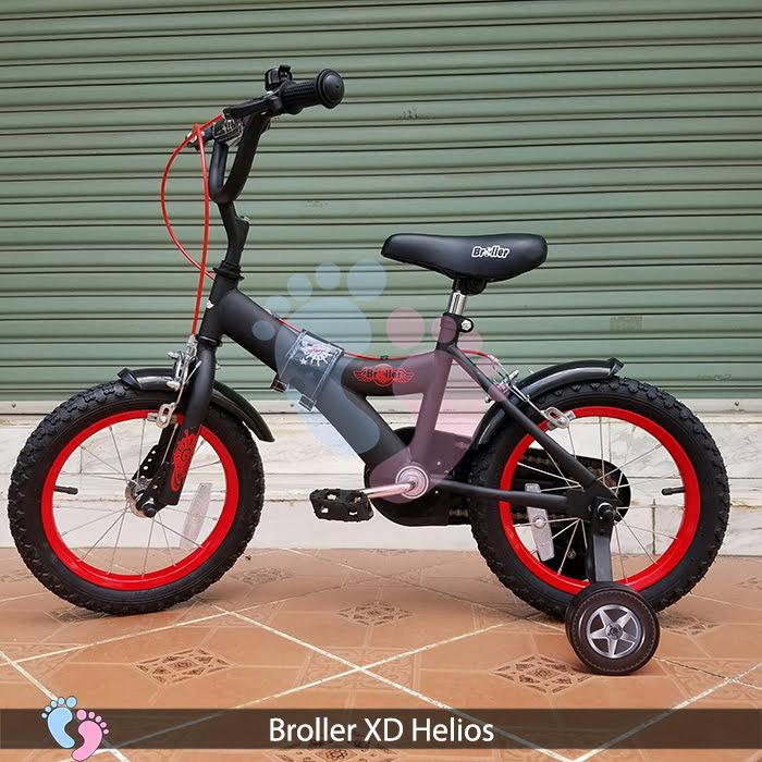 xe đạp trẻ em helios cho bé giá rẻ