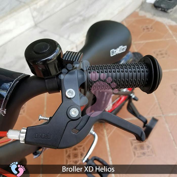 tay lái của xe đạp trẻ em broller
