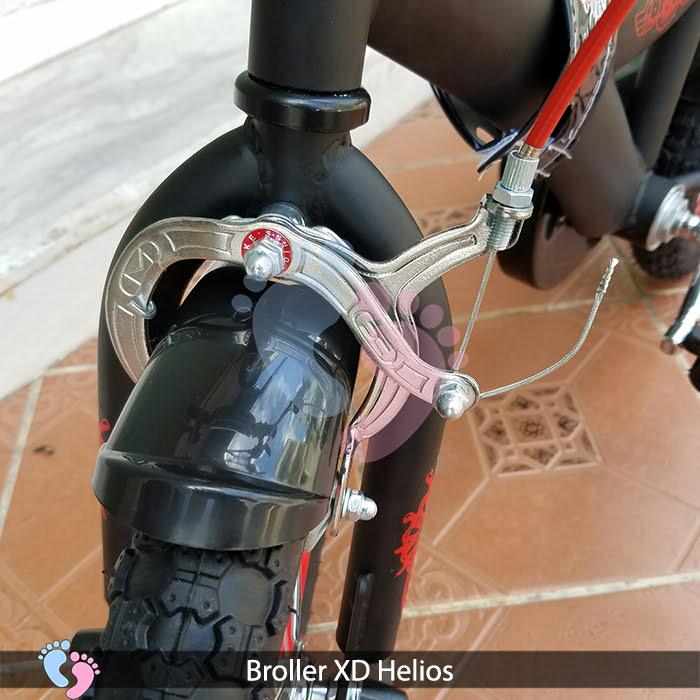 Thắng xe đạp của trẻ em broller helios