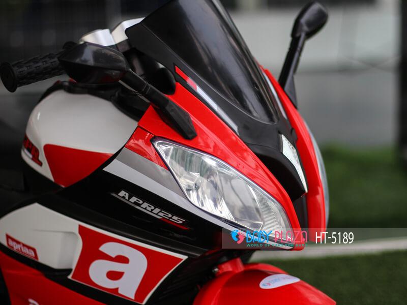 mẫu xe máy điện 3 bánh Ht-5189