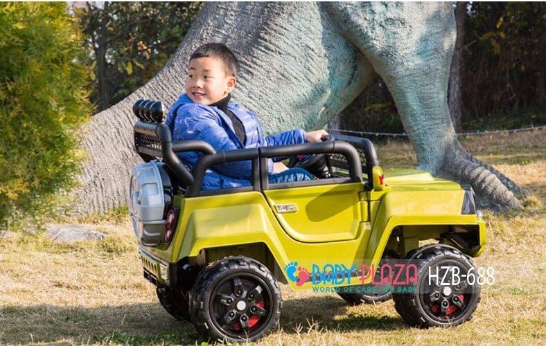 xe hơi chạy điện cho trẻ em hzb-688