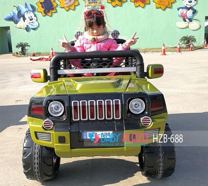 xe hơi điển cho trẻ em hzb-688