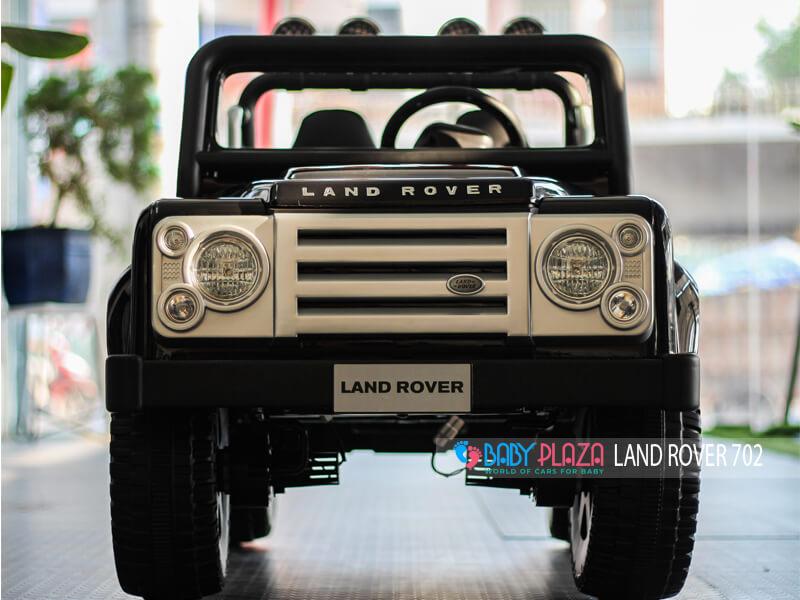 ô tô điện cho bé dòng Land Rover mã 702