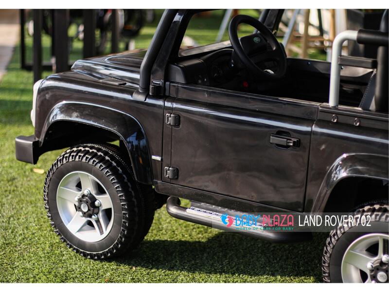 mẫu xe điện cho trẻ em dòng Land Rover