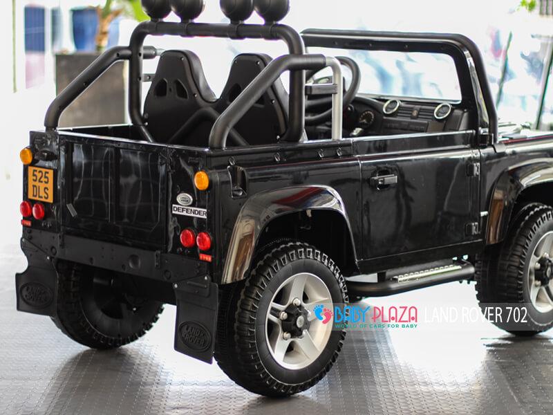 xe ô tô điện địa hình cho trẻ Land Rover
