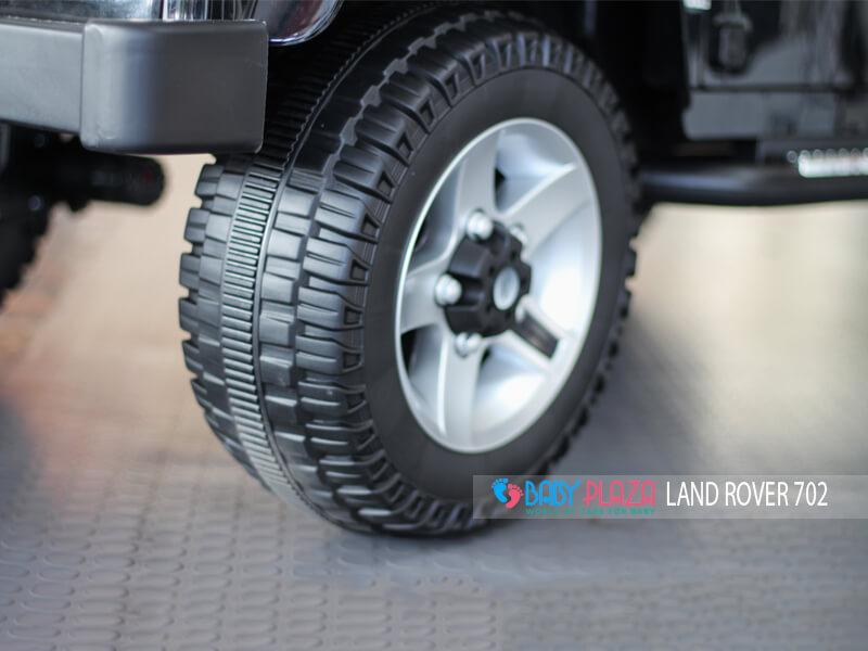 ô tô điện trẻ emLand Rover 702
