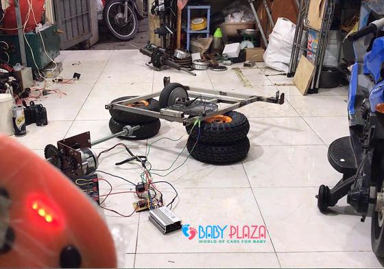 đồng cơ xe ô tô điện