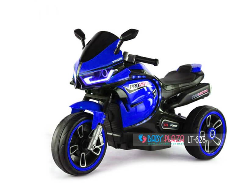 moto điện giá rẻ 3 bánh lt-628