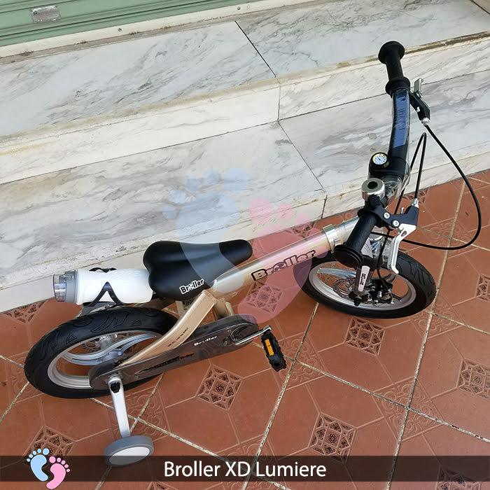 xe đạp của trẻ em thương hiệu việt