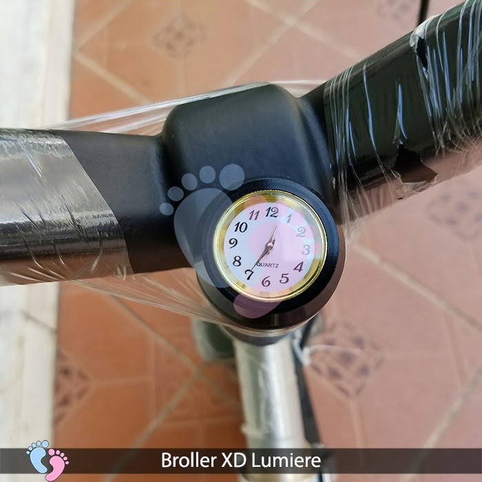 ghi đông xe đạp thương hiệu Broller