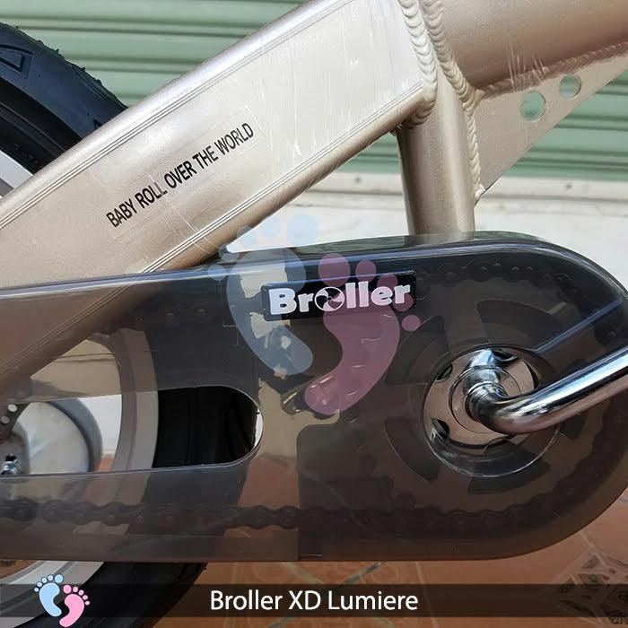 lumiere xe đạp thương hiệu việt