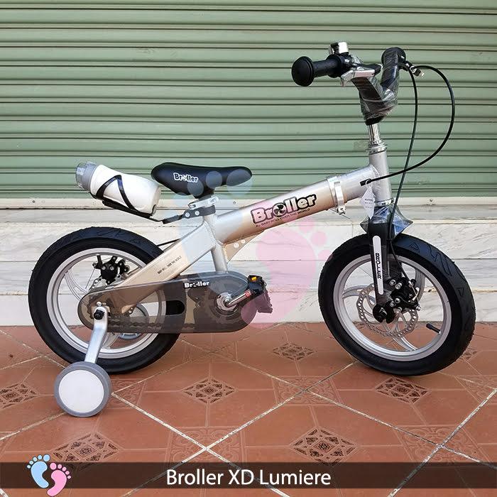 xe đạp 2 bánh cho bé lumiere