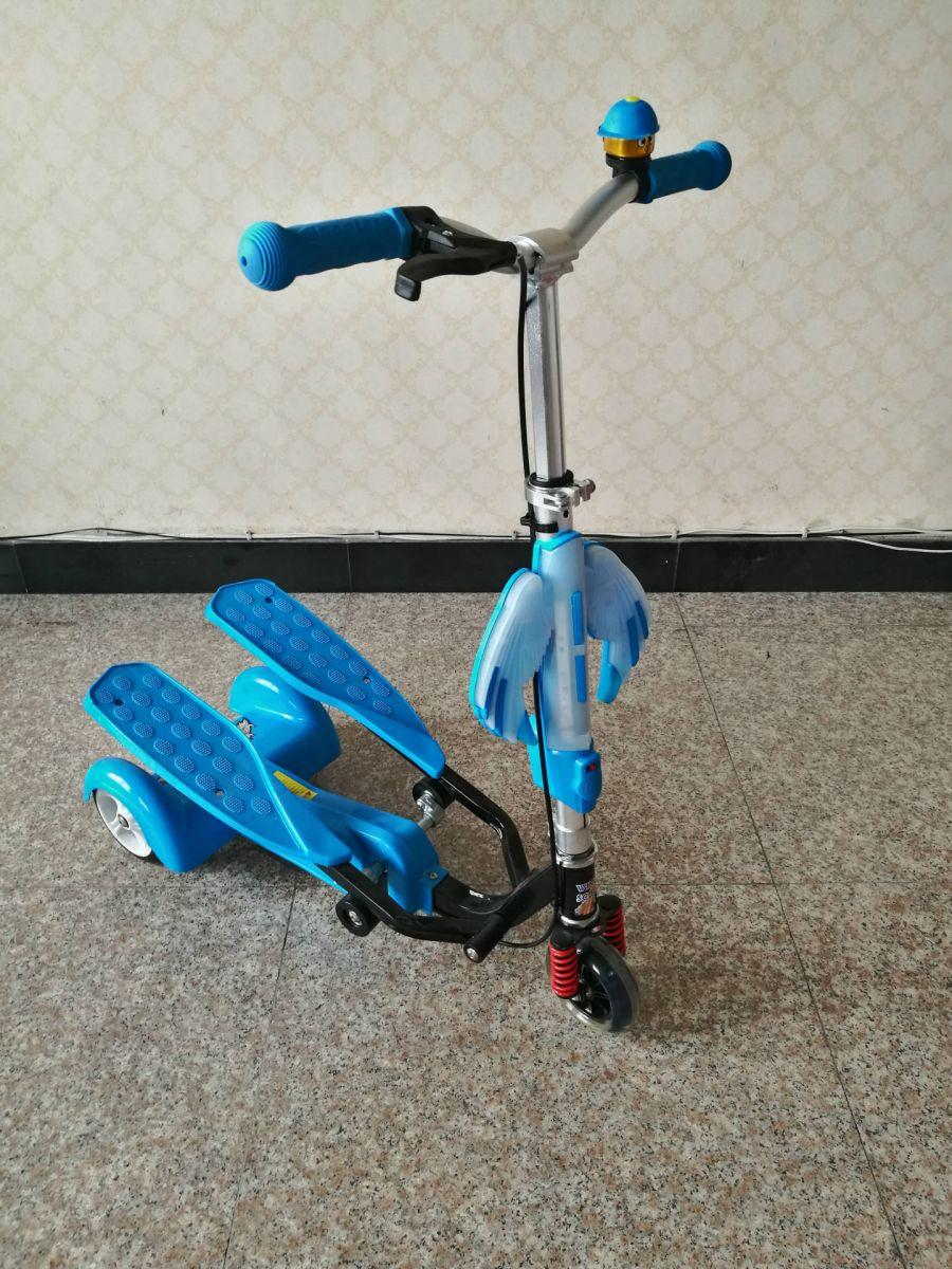 Xe Scooter đạp chân LZ-012