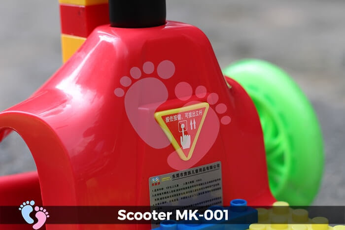 Xe Scooter LEGO của trẻ em MK-001