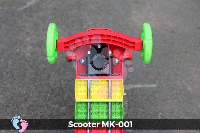 cấu tạo của xe trượt lego trẻ em