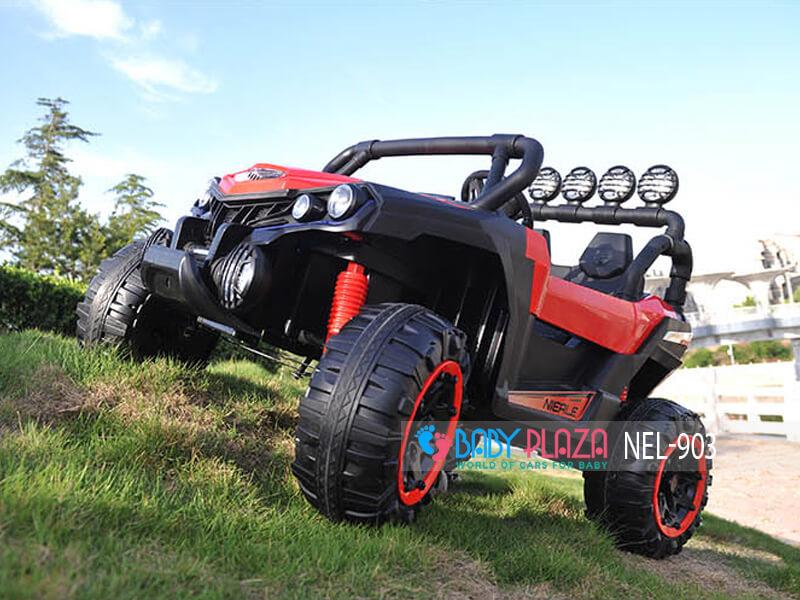 ô tô điện 4 động cơ cho bé NEl-903