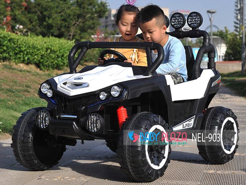 ô tô điện 4 động cơ NEl-903