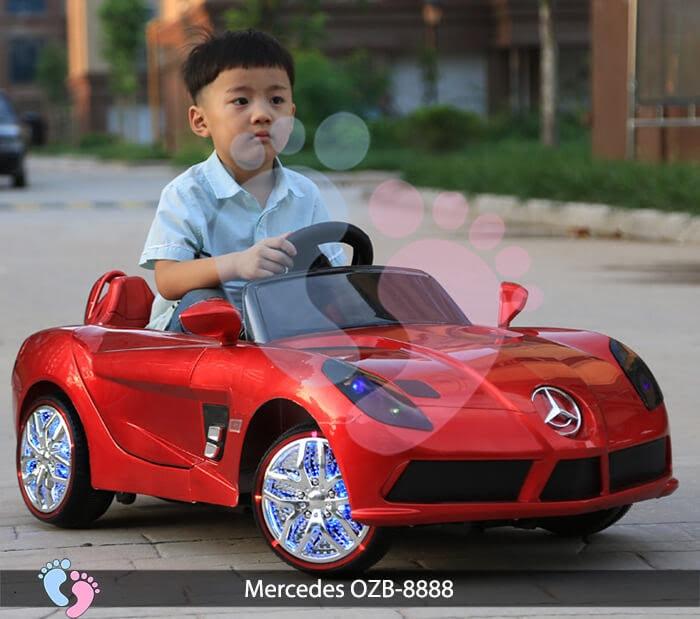 Xe ô tô điện trẻ em thể thao Ozb-8888