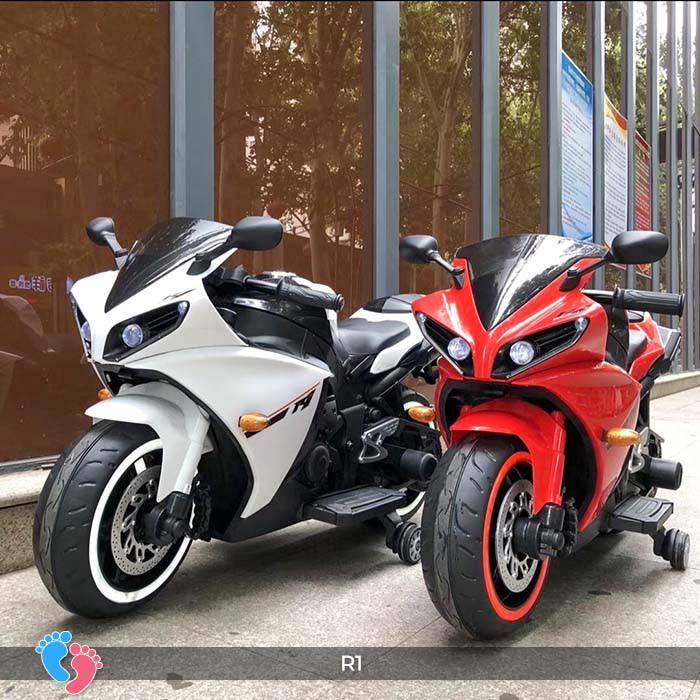 moto chạy bằng điện cho bé R1