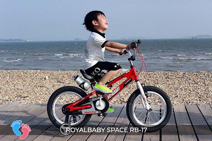 xe đạp cho bé từ 3 đến 12 tuổi