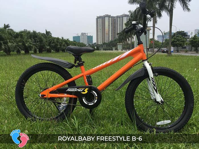 xe đạp royabay cho bé 20inch