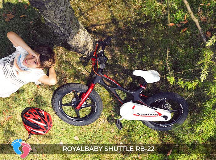 xe đạp royababy cao cấp cho bé