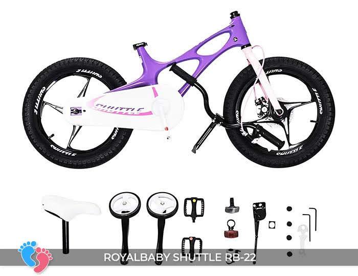 cách ráp xe đạp cho bé tại nhà