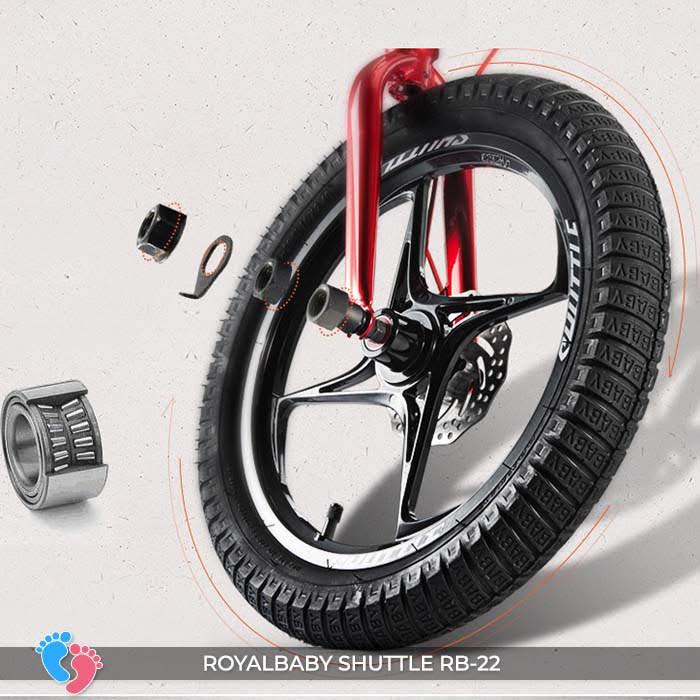 bánh xe đạp của trẻ em