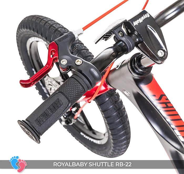 ghi đông xe đạp trẻ em của royababy rb22