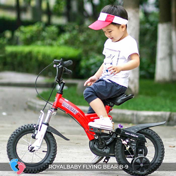 xe đạp cho trẻ em từ 4 đến 12 tuổi